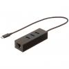 مبدل USB-C به USB 3.1/Ethernet  آمازون بیسیکس مدل L6LUD001-CS-R