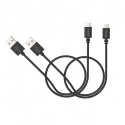 کابل تبدیل USB به Micro-USB کانکس طول 0.5 متر