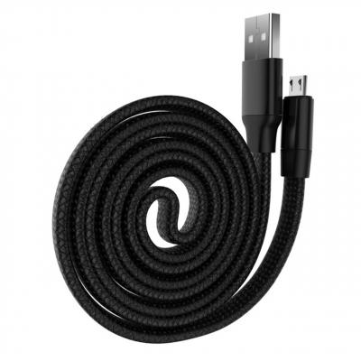 کابل تبدیل USB بهmicroUSB دویا مدل Ring Y1 به طول 0.8 متر (خاکستری)