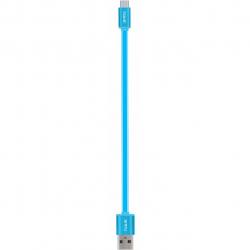 کابل تخت تبدیل USB به microUSB هویت مدل HV-CB668 به طول 0.25 متر