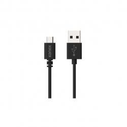 کابل تبدیل USB به microUSB کنکس مدل K171-1115-BK05M  به طول 0.5 متر