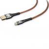 کابل تبدیل USB به microUSB تاف تستد مدل TT-PC8 طول 2.4 متر