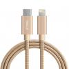 کابل تبدیل USB-C به لایتنینگ آی واک مدل CSS001C طول 1 متر