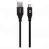 کابل تبدیل USB به microUSB ویپو مدل SM-3C به طول 30 سانتی متر