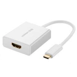 مبدل USB-C به HDMI یوگرین مدل 40273
