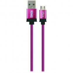 کابل تبدیل USB به microUSB ینکی مدل YCU 201 B به طول 1 متر