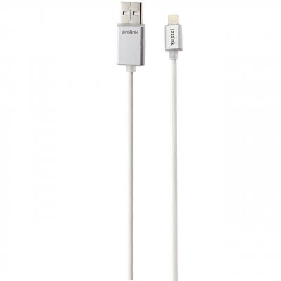 کابل تبدیل USB به لایتنینگ پرولینک مدل MP320 طول 1 متر