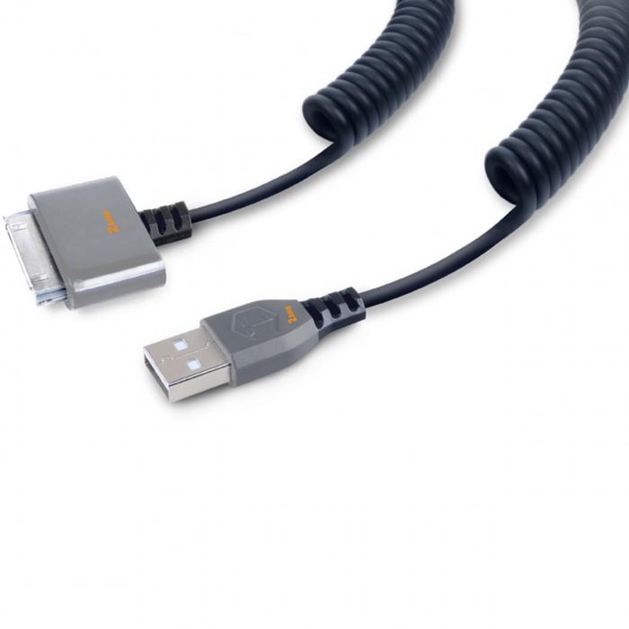 کابل تبدیل USB به 30 پین تاف تستد مدل TT-CC10 به طول 3 متر