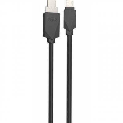 کابل تبدیل USB به microUSB هویت مدل HV-CB604X به طول 1 متر