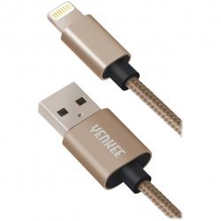 کابل تبدیل USB به لایتنینگ ینکی مدل YCU 601  به طول 1 متر