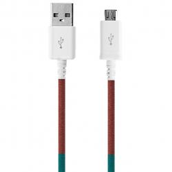 کابل تبدیل USB به MicroUSB ود اکس مدل C-11 به طول 1 متر