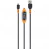 کابل تبدیل USB به لایتنینگ تاف تستد مدل TT-SC6 طول 1.2 متر