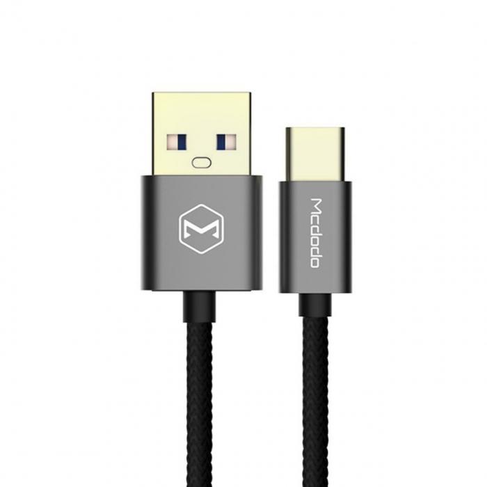 کابل تبدیل USB به USB Type-c مک دودو مدل CA-230 به طول 1.2 متر
