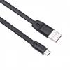کابل تبدیل USB به microUSB ریمکس مدل RC-001m به طول 1 متر