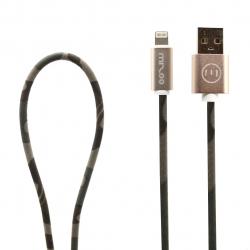 کابل تبدیل USB به لایتنینگ مدل Graffiti AP 10 طول 1 متر