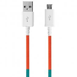 کابل تبدیل USB به MicroUSB ود اکس مدل C-3 به طول 1 متر