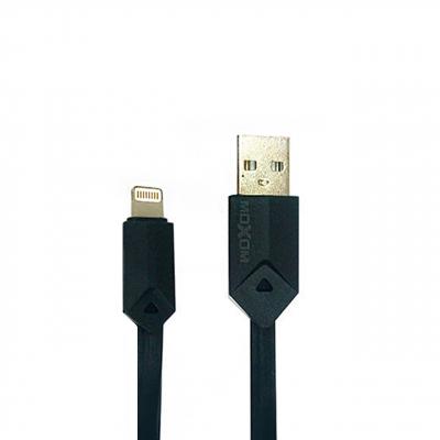 کابل رابط لایتنینگ به USB مکسوم مدل CC-09 به طول یک متر
