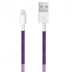 کابل تبدیل USB به Lightning ود اکس مدل C-48 به طول 1 متر