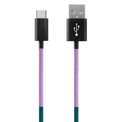 کابل تبدیل USB به USB-C ود اکس مدل C-31 به طول 1 متر (چند رنگ)