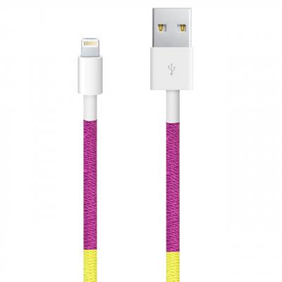 کابل تبدیل USB به Lightning ود اکس مدل C-46 به طول 1 متر