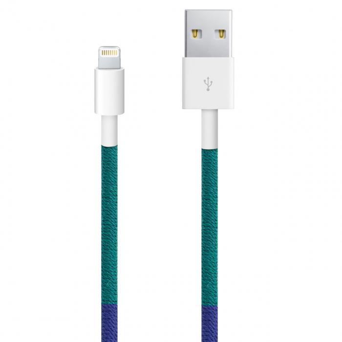 کابل تبدیل USB به Lightning ود اکس مدل C-40 به طول 1 متر