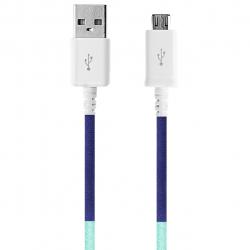 کابل تبدیل USB به MicroUSB ود اکس مدل C-4 به طول 1 متر