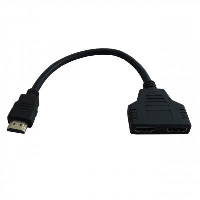 مبدل HDMI به HDTV پی نت مدل 1 به 2