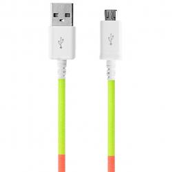 کابل تبدیل USB به MicroUSB ود اکس مدل C-14 به طول 1 متر