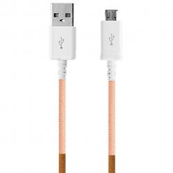 کابل تبدیل USB به MicroUSB ود اکس مدل C-10 به طول 1 متر