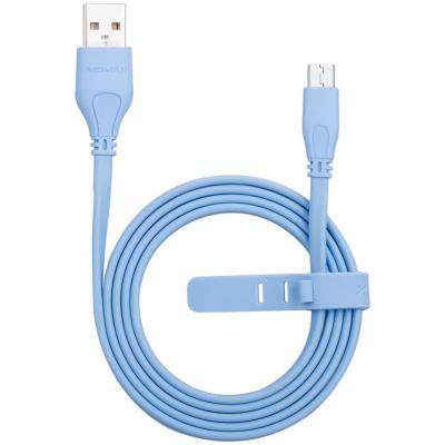 کابل تبدیل USB به microUSB مومکس مدل GoLink DDM7 طول 1 متر