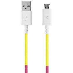 کابل تبدیل USB به MicroUSB ود اکس مدل C-16 به طول 1 متر