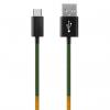 کابل تبدیل USB به USB-C ود اکس مدل C-21 به طول 1 متر