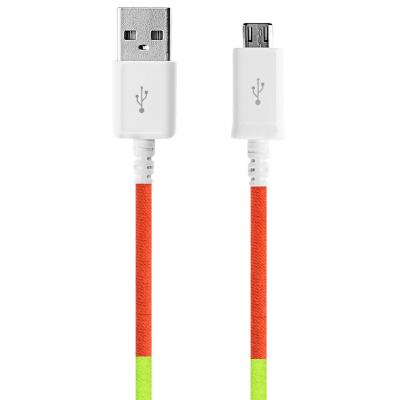 کابل تبدیل USB به MicroUSB ود اکس مدل C-5 به طول 1 متر (چند رنگ)