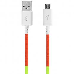 کابل تبدیل USB به MicroUSB ود اکس مدل C-5 به طول 1 متر