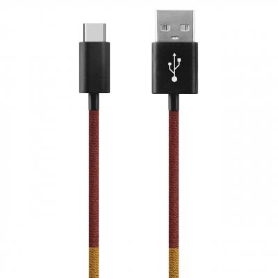 کابل تبدیل USB به USB-C ود اکس مدل C-36 به طول 1 متر (چند رنگ)