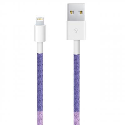 کابل تبدیل USB به Lightning ود اکس مدل C-45 به طول 1 متر