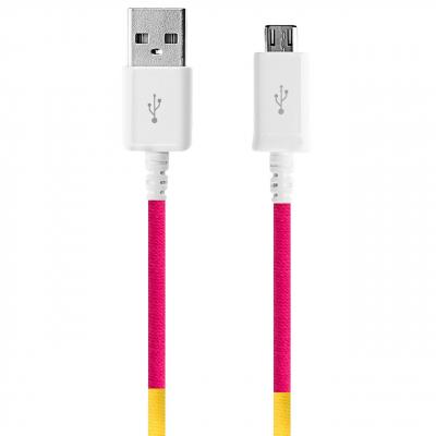 کابل تبدیل USB به MicroUSB ود اکس مدل C-8 به طول 1 متر