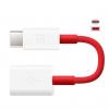 کابل تبدیل تایپ C به USB وان پلاس 10 سانتی متر