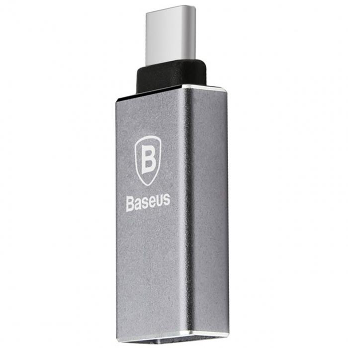 مبدل USB-C باسئوس مدل Sharp
