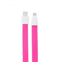 کابل تبدیل USB به microUSB ریمکس مدل Full Speed Data Line 2 به طول 1 متر