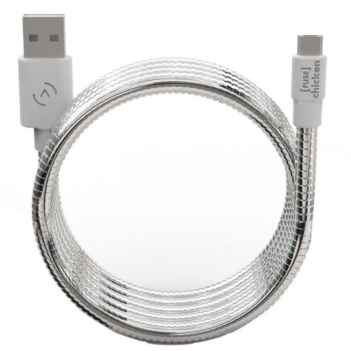 کابل تبدیل USB به microUSB فیوز چیکن مدل Titan M به طول 1 متر
