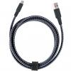 کابل تبدیل USB به USB-C انرجیا مدل Nylotough به طول 1.5 متر