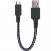 کابل تبدیل USB به microUSB انرجیا مدل Nylotough به طول 16 سانتی متر