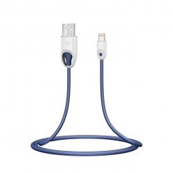 کابل تبدیل USB به لایتنینگ باسئوس مدل MFI certification به طول 1 متر