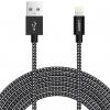 کابل تبدیل USB به لایتنینگ آکی مدل CB-D42 طول 2 متر