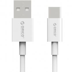 کابل تبدیل USB به USB-C اوریکو مدل ACU-10 به طول 1 متر