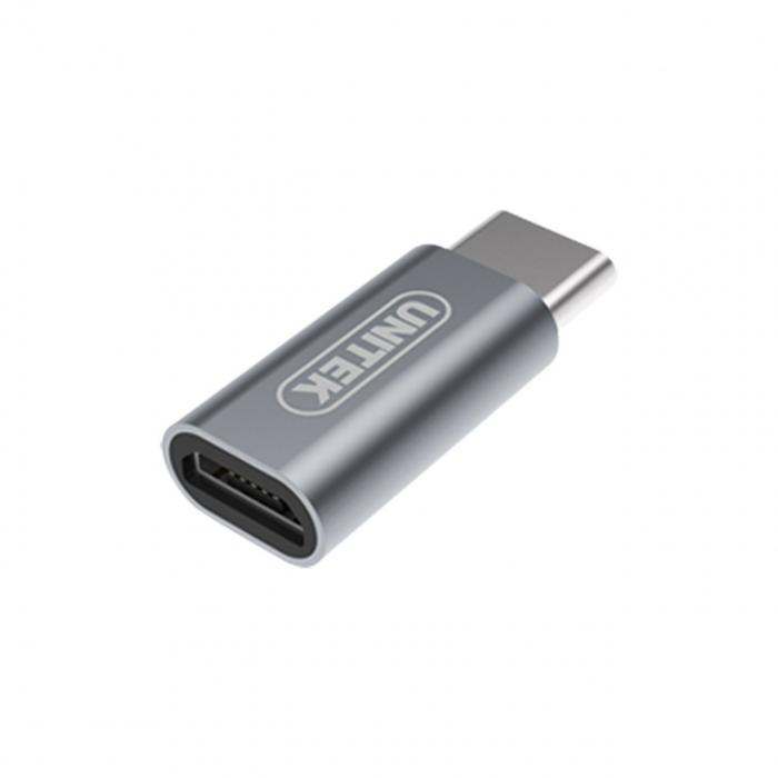 مبدل USB-C به Micro-USB یونیتک مدل Y-A027AGY