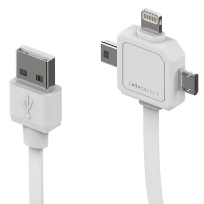 کابل تبدیل USB الوکاکوک مدل Power USB