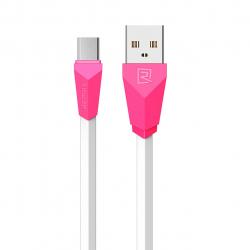 کابل تبدیل USB به microUSB ریمکس مدل RC-030m به طول 1 متر