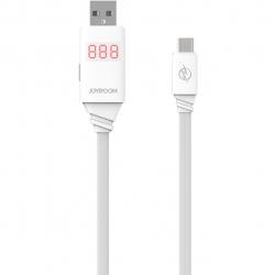 کابل تبدیل USB به microUSB جی روم مدل JR-ZS200 به طول 1 متر